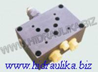 Podnožna ploča za hidraulički razvodnik