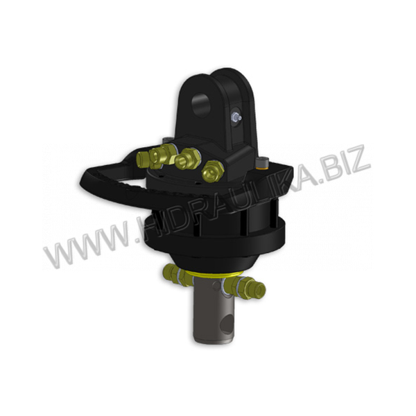 Hidraulički rotator za dizalicu